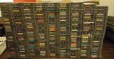 NES Games Monster Lot 375 Original Nintendo Games (AS-IS)