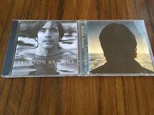 Jackson Browne CD Bundle I'm Alive & Looking East