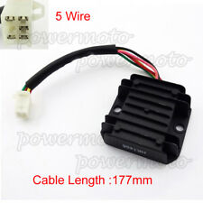 Voltage Regulator Rectifier For 125cc 150cc Chinese ATV Quad GY6 Moped Scooter