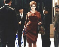 Christina Hendricks signed 8x10 Photo. In Person Proof - Mad Men, Good Girls