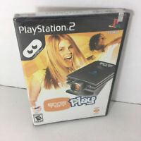 Eye Toy: PLAY by Sony Video Game Playstation 2