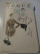 VOGUE Vintage Sewing Pattern 8268 - Sz.16 (Bust 34)