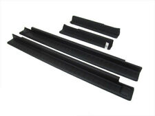 2007-2017 Jeep Wrangler 4 Door Sill Guards Set GENUINE MOPAR OEM BRAND NEW