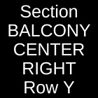 2 Tickets To Kill A Mockingbird 4/30/22 Connor Palace Theatre Cleveland, OH