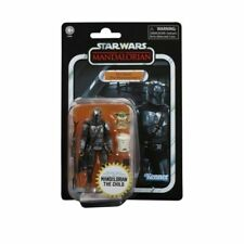 Hasbro Star Wars The Vintage Collection: The Mandalorian - Din Djarin et The Child Pack de 2 Figurines (F0880)
