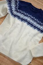 GANT Herren Wollpullover Pullover Gr. XL neu 100% Wolle Shetland Wool Ivory