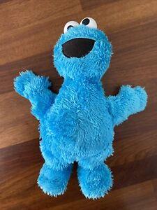 Cookie Monster Plush Soft Toy - Sesame Street