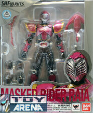 S.H. Figuarts Kamen Rider Raia Dragon Knight Ryuki Bandai Action Figure