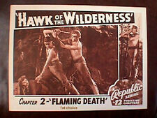 Hawk of the Wilderness - Cliffhanger Movie Serial DVD  Herman Brix Ray Mala