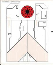 LEGO 7931 - STAR WARS - T-6 Jedi Shuttle - Sticker Sheet
