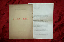 Libro 1935 Quercia e Giglio Padre P. Da Varzi Basilica S. Petronio Bologna