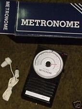 METRONOME MTR121 Metronomo electronic 40/208 Suono + Led. Auricolare incluso