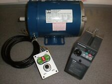 INVERTER, MOTOR, REMOTE PACKAGE FOR UNION GRADUATE LATHE - WITH IMPERIAL MOTOR