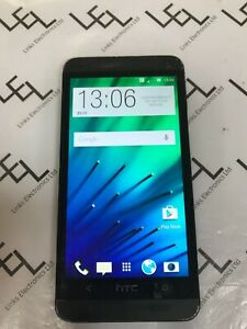 HTC One M7 PN07100 PNO7100 32GB Unlocked Android Mobile Smartphone SCREEN CRACKS
