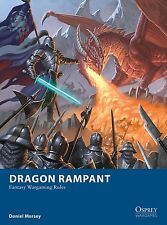 DRAGON RAMPANT - OSPREY PUBLISHING - SENT FIRST CLASS