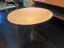 VTG MCM catch all table Abaca Grainware Eames Weinberg 50's metal style