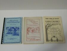 Old Lafayette, 300 Authentic New Orleans Creole, Mrs. Simm's Recipe Cookbooks