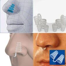 Anti Snore Nose Clip Anti-Snoring DeviceRelieve Snoring Unisex Health Care 2Pcs