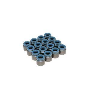 COMP Cams 517-16 Valve Stem Seals, PTFE, .500 Inch, .342 Inch, Set/16