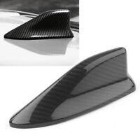 Black Shark Fin Antenna Decorative Cover Fit  Subaru BRZ  Toyota 86 Carbon Fiber