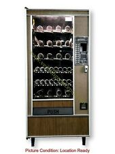 Automatic Products 112 Snack Vending Machine