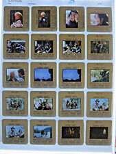 Young Guns (1988) 35mm Movie Slides Stills Lot of 20B Alice Carter ESTEVEZ ++