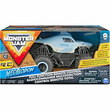 Spin Master Monster Jam Monstertruck RC Megalodon 2,4 Ghz 1:24 blau schwarz