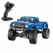 Off Road RC Truck Front Remote Controlled LED Light Brushed Military Car Vehicle