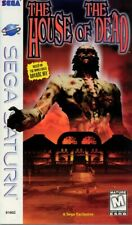 The House Of The Dead  (Saturn, 1997) Game Disk Only
