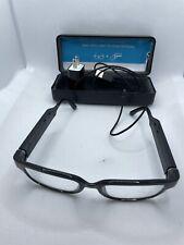 Echo Frames 2nd Gen   Smart audio glasses with Alexa   Classic Black (READ 1ST)