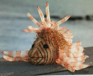 Webkinz Lionfish w/ SEALED UNUSED CODE