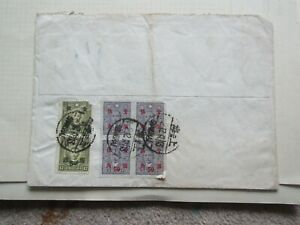 Early China cover - posted to Scotland