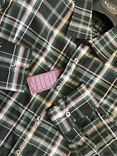 Paul Smith Check Shirt LONDON 16.5 EU42 CLASSIC Fit Made in Italy RRP £165