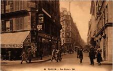 CPA PARIS (9e) Rue Richer. (534519)