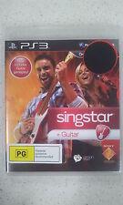 Singstar Guitar PS3 (Sony PlayStation 3) Brand New