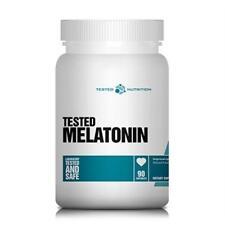 Tested Nutrition Sleep 3mg 90 Kapseln Schlafmittel Erholung Magnesium
