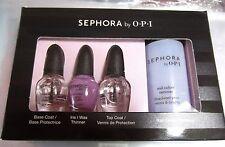 Sephora By OPI Beauty Insider 4 piece  Nail  Kit -  New O.P.I. nail set