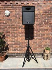 Peavey Pro 12P Powered Speaker with 35mm teliscopic stand - audio PA
