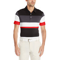 Puma Golf Men's Road Map Cresting Short Sleeve Polo Shirt $75