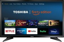 NEW. Toshiba TF-32A710U21 32-inch Smart HD TV - Fire TV Edition