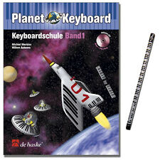 Planet Keyboard 1 - Keyboardschule - CD, PianoBl. - 1023232 - 9789043115902