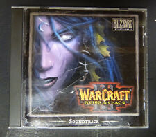 Warcraft III 3 Reign of Chaos - Official Soundtrack CD