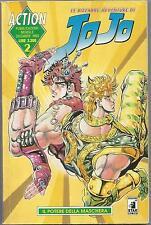 MANGA - Le Bizzarre Avventure di Jojo N° 3 - Action 3 Star Comics USATO Pessimo