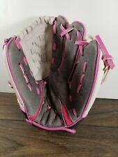 "Girls Easton Z-Flex Youth Baseball/TeeBall Glove ZFX105 -10.5"" Right Hand Throw"