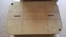"Quazite Polymer Concrete Tier 8 Underground Enclosure Cover 35""x 24"" NEW"