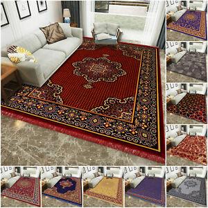 Extra Large Area Rug Long Hallway Runner Vintage Style Bedroom Carpet Floor Mat