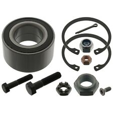 Vw Golf 1 Jetta Scirocco Caddy 1 Top Quality Front Wheel Bearing Kit 171498625D
