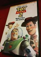 Toy Story 2  Woody & Buzz alla riscossa (Usa 2000) VHS Disney Video Ed.  VI4849