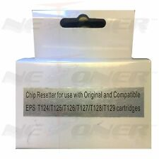 Chip Resetter for Epson T0127 T127 127 WorkForce 645 840 845 WF-3520 3540 7010