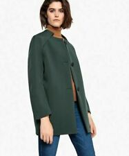 LA REDOUTE Ladies  Tailored Coat Green Size 14 New without tag